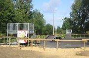 Aire d'accueil et de jeux : village de Turquant