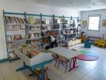 Bibliothèque : village de Turquant