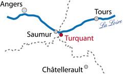 Localiser Turquant