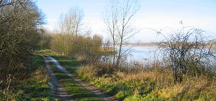 La Loire à vélo : village de Turquant