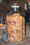 les Pommes Tapées : village de Turquant